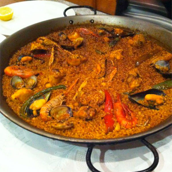 Rice & Paellas